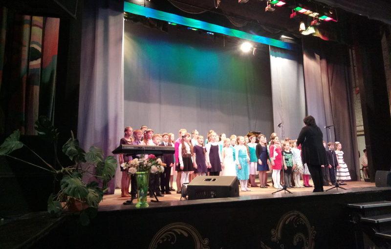 Развитие центра детского творчества в ДК «РАТЕП»