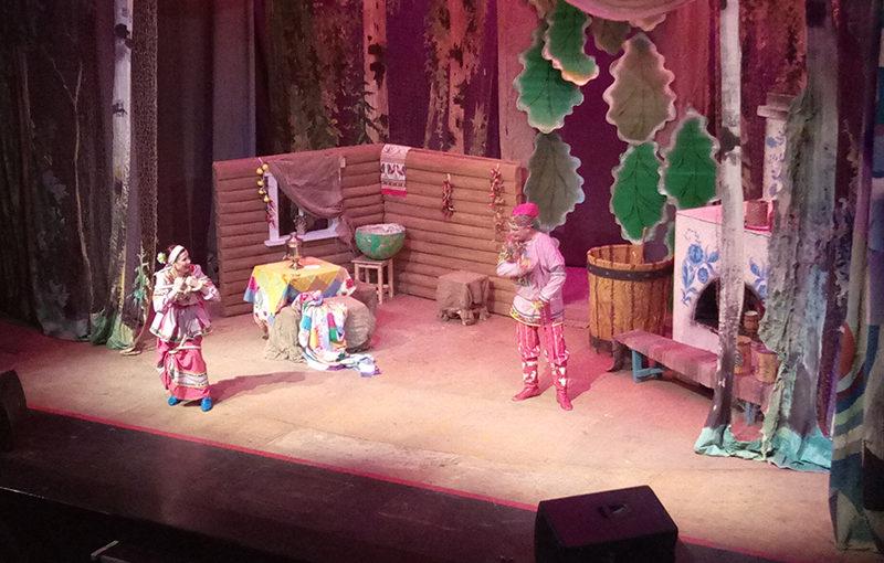 Возрождение театра во Дворце культуры «РАТЕП»