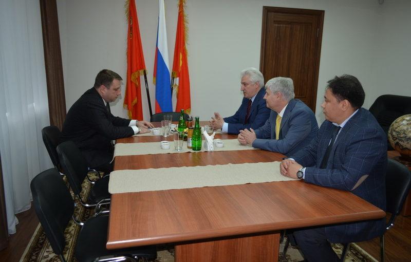 В Серпухове обсудили перспективы взаимодействия органов государственной власти и системообразующих предприятий округа