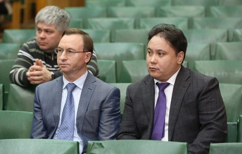 Генеральный директор ОАО «РАТЕП» в политический совет Серпуховского отделения партии «Единая Россия»