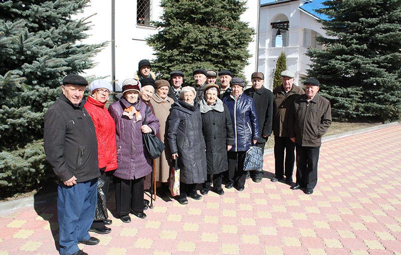 Ветераны РАТЕПа посетили экскурсию по городу