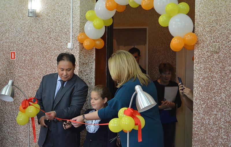 Открытие художественной школы во Дворце культуры «РАТЕП»