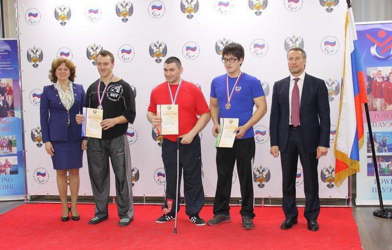 Руслан Мамедов подтвердил свой титул чемпиона России