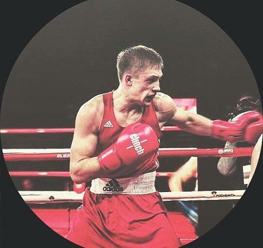 Очередная победа Школы бокса Дворца спорта «Олимп»