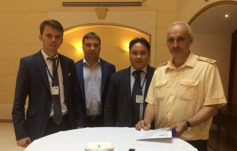 Рабочий визит руководства ОАО «РАТЕП» в Санкт-Петербург