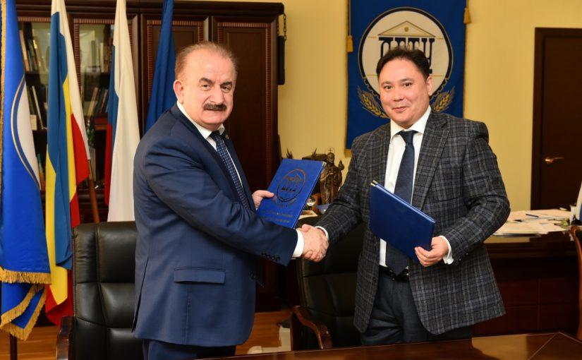 ДГТУ и «РАТЕП» стали стратегическими партнерами