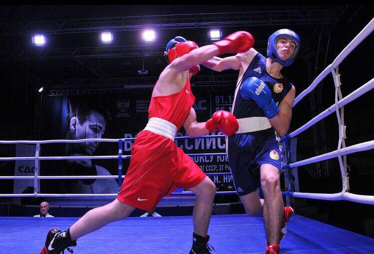 Школа бокса Дворца спорта «Олимп»: новая победа