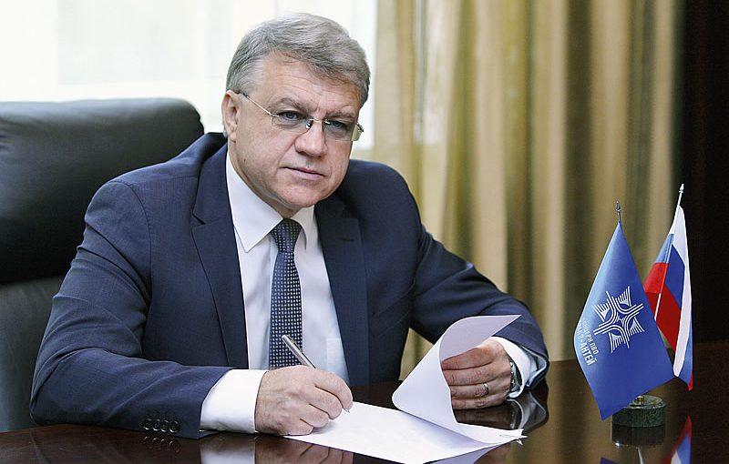 Поздравление Концерна ВКО «Алмаз-Антей» с 80-летием ОАО «РАТЕП»
