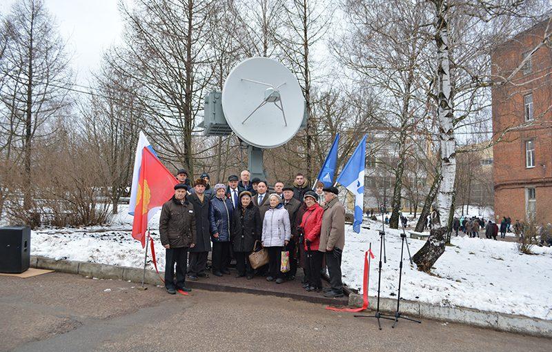 На территории РАТЕПа открыт памятник изделию «Фут-Б»