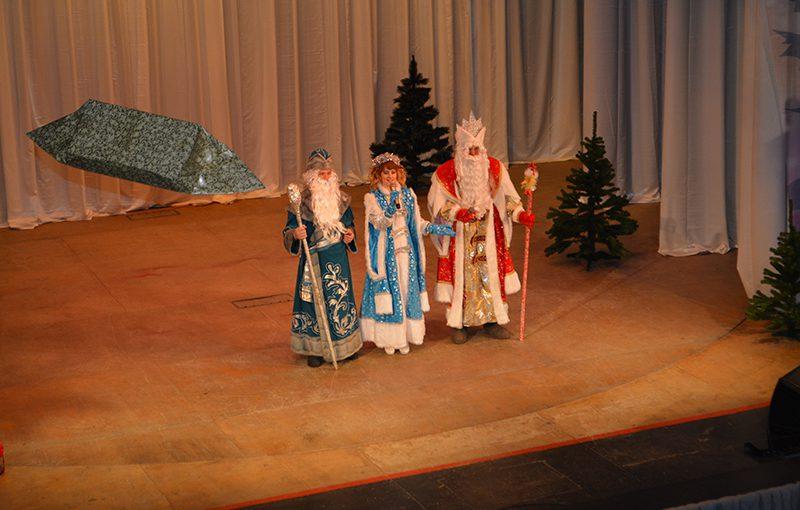 Во Дворце культуры «РАТЕП» встретили Новый год