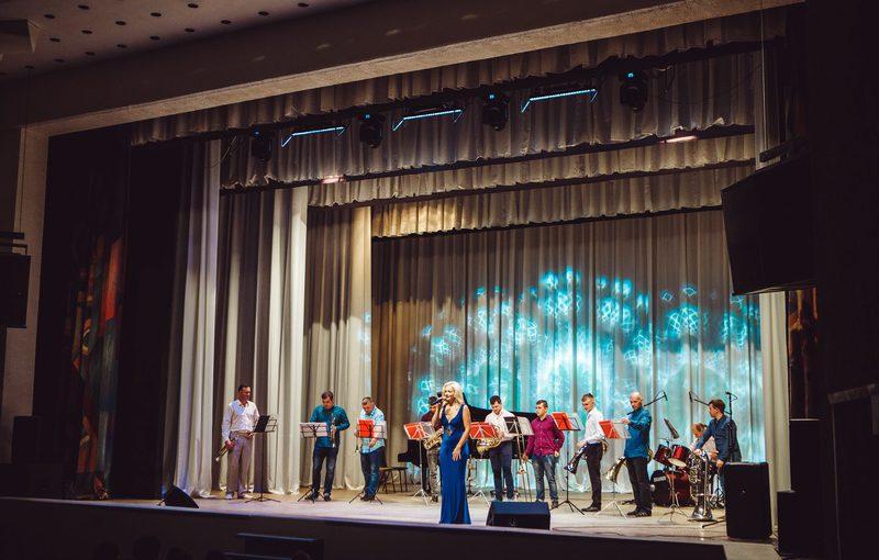 Первый джазовый концерт во Дворце культуры «РАТЕП»
