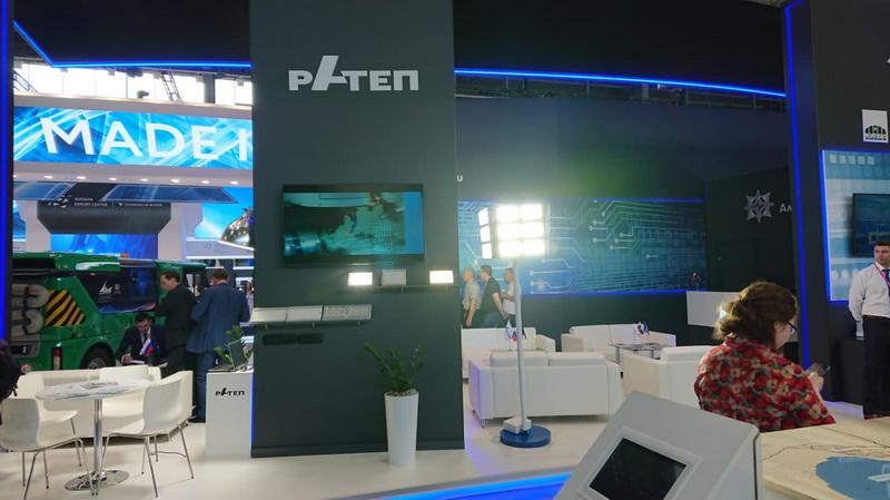 Гражданская продукция АО «РАТЕП» была представлена на международной выставке