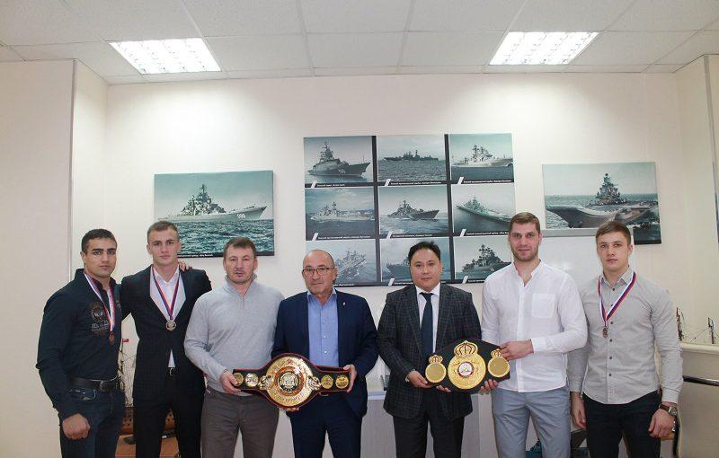 Школа бокса Дворца спорта «Олимп» снова побеждает!