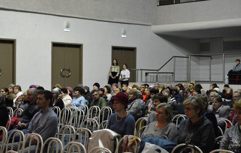 Встреча с жителями микрорайона имени Ногина