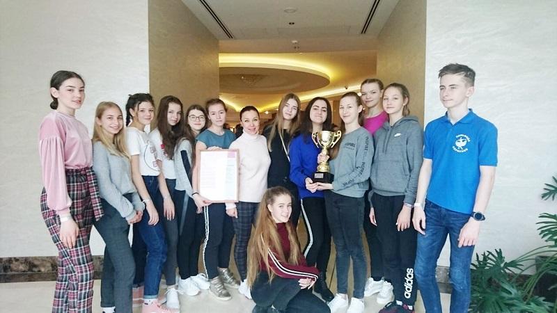 Студия «Сильфида» стала лауреатом престижного национального конкурса
