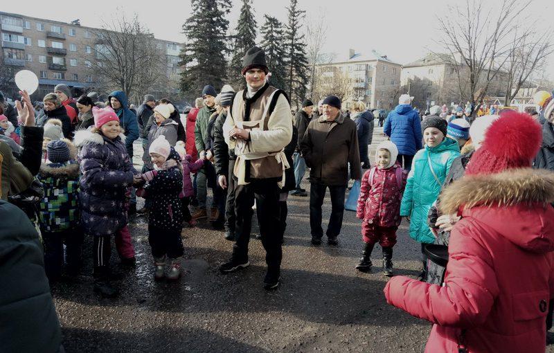 РАТЕП встретил весну вместе с жителями города
