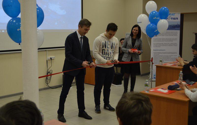 Олимпиада по физике прошла в новом Учебном центре АО «РАТЕП»