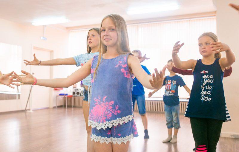 Первые ласточки летнего фестиваля «РАТЕП» для детей